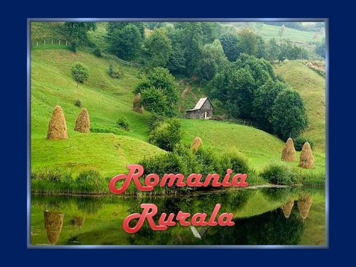Romania rurala