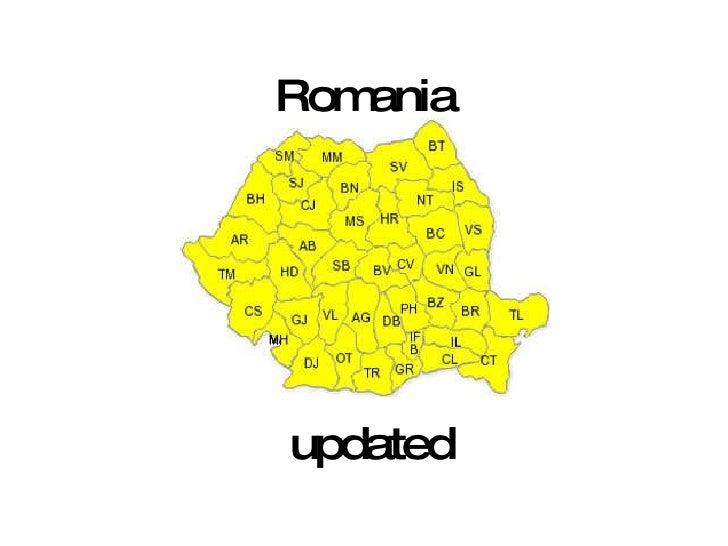 Romania  updated