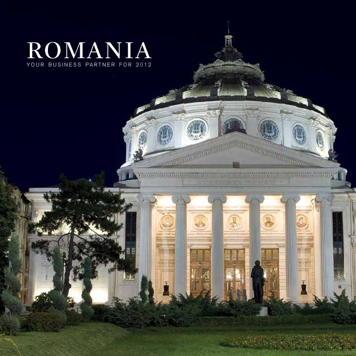 Romania - Your Business Partner 2012