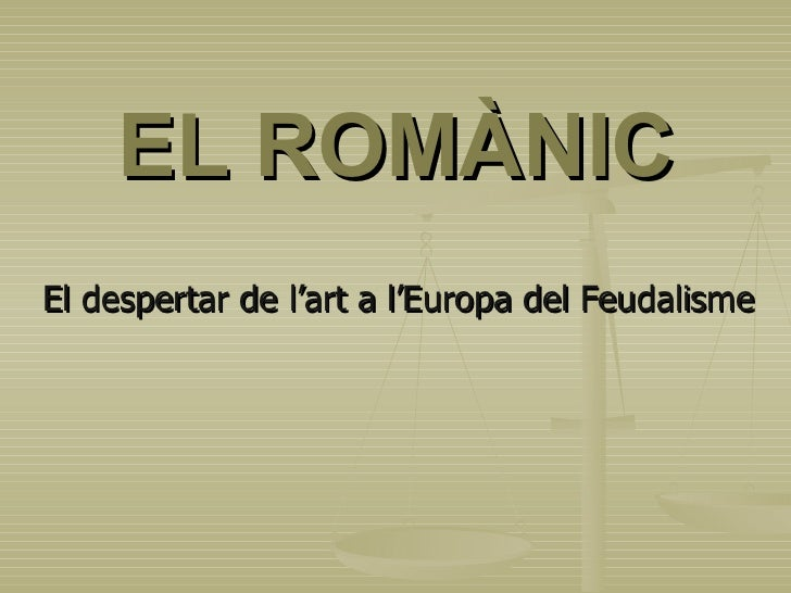 Romanic