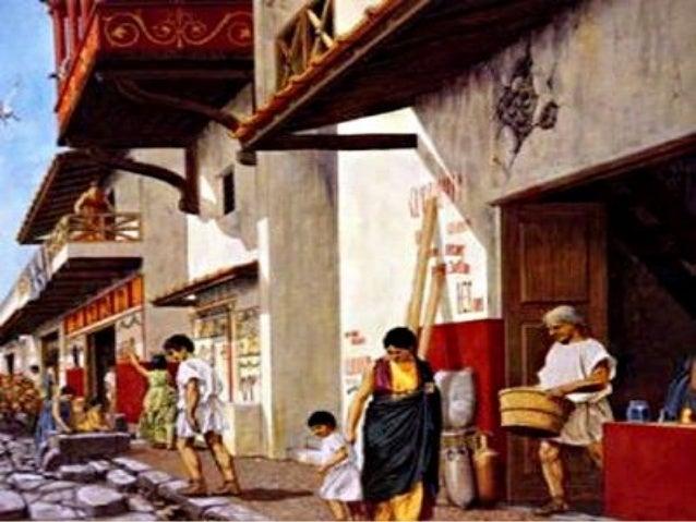 Camere Da Letto Antica Roma : Come si cucinava nell antica roma