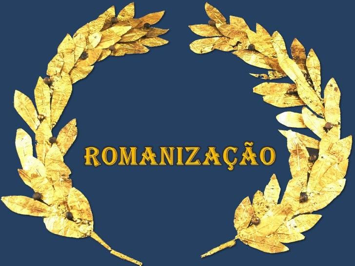 Romanização
