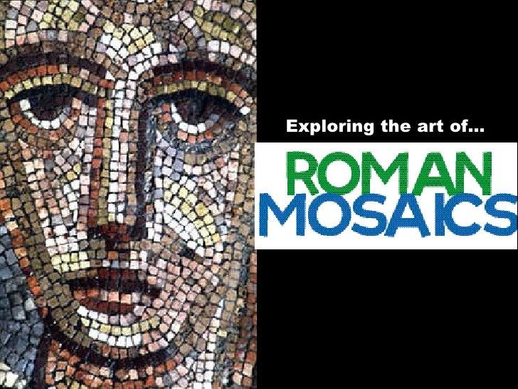 Roman mosaicsfinal