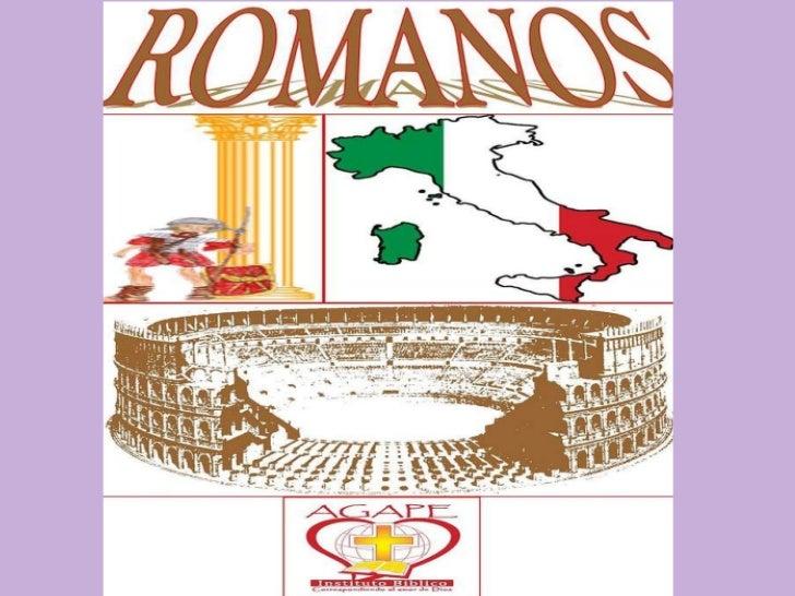 Romanos Cap.#5