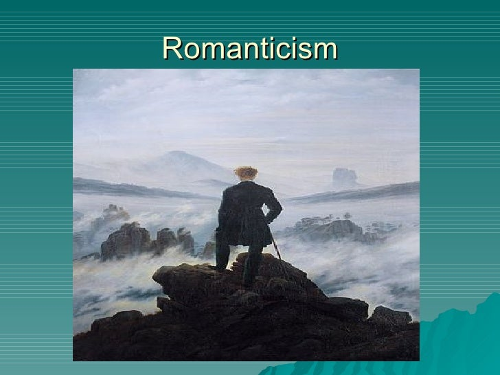 Romanticism. Great Britain and Spain.