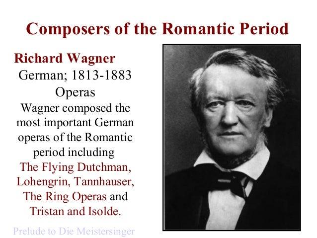 Romantic Period------10 POINTS!!!!!?