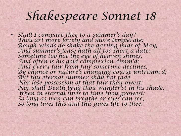 shakespeares comparison of sonnets 9 and Comparison of two shakespearian sonnets introduction compare and contrast two pre-twentieth century sonnets by shakespeare compare sonnet 130 by shakespeare and the glasgow sonnet by edwin morgan.