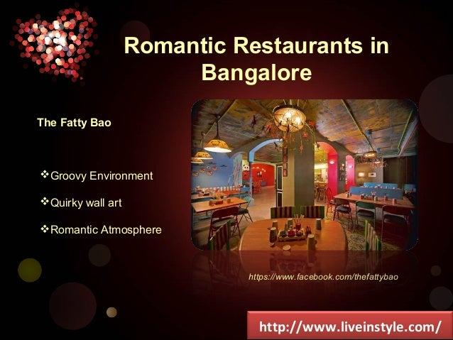Romantic restaurants in bangalore for Terrace restaurants in bangalore