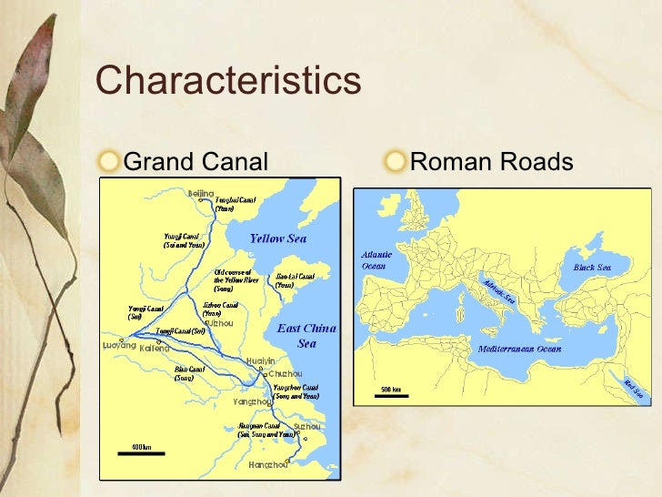 compare contrast the han and roman China and rome: a comparison of two the roman empire and han china of the first century ce superimposed on in contrast to the elegant aristocrats of.
