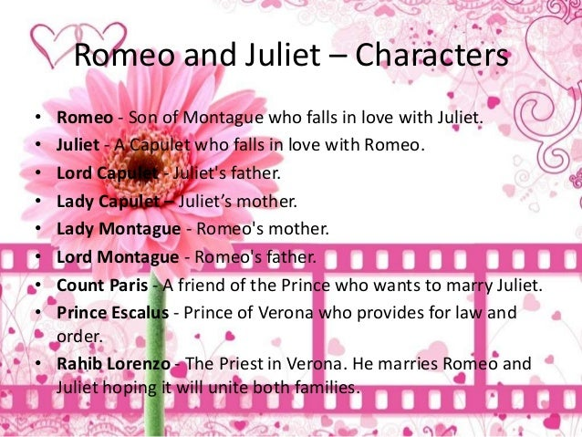 Conflict Essays On Romeo And Juliet