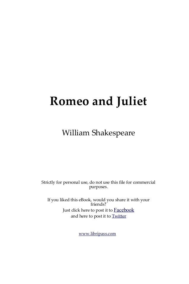 the use of imagery in the play romeo and juliet by william shakespeare You will get an extract from the play to analyse, and will have to link this to the   shakespeare uses an extended metaphor of religion in order to suggest the.