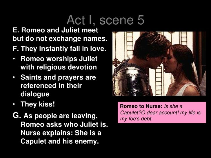 Essay About Romeo And Juliet