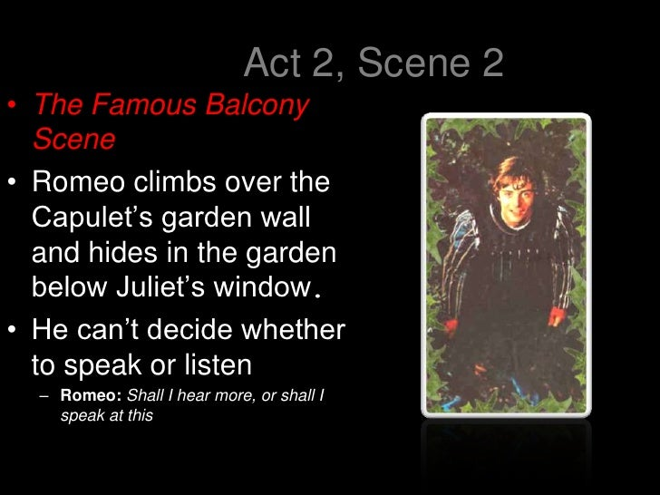 Romeo and juliet resume act 2