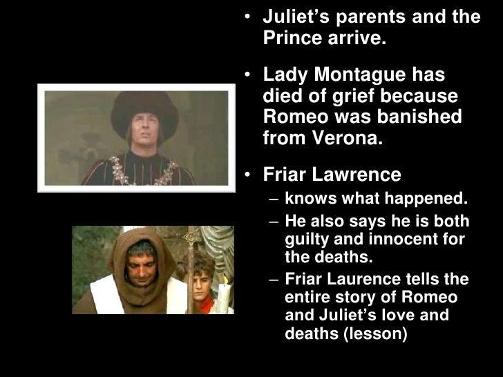 Friar John Romeo And Juliet Letter