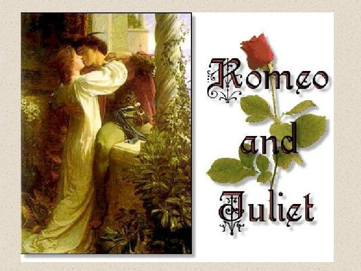 Romeo And Juliet Intro Info