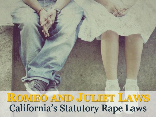 romeo and juliet dating law