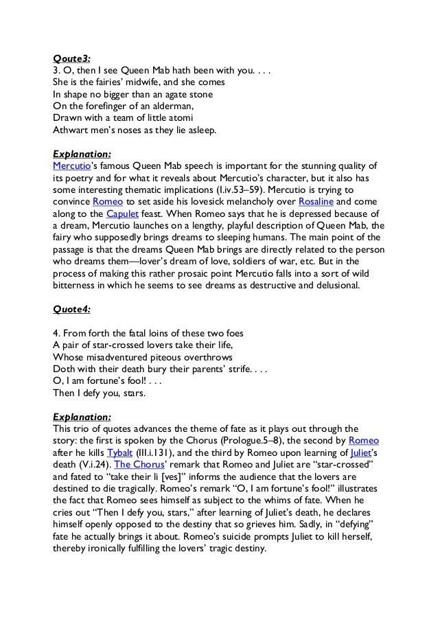 Shakespeare Romeo And Juliet Love Essay Topics - image 7