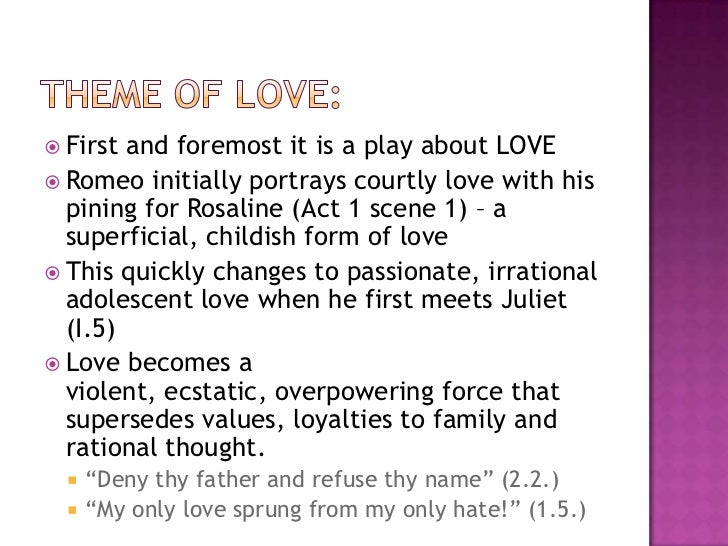 Expository essay about love