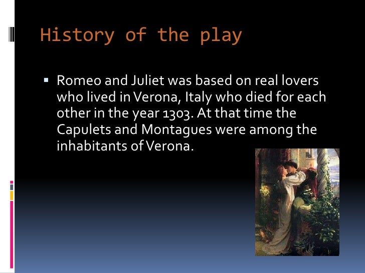 the themes of time and fate in william shakespeares play romeo and juliet Romeo and juliet was probably based on an italian romance time of action there is no clear indication within the play of the time setting, but it seems to be around 1200 or 1300.