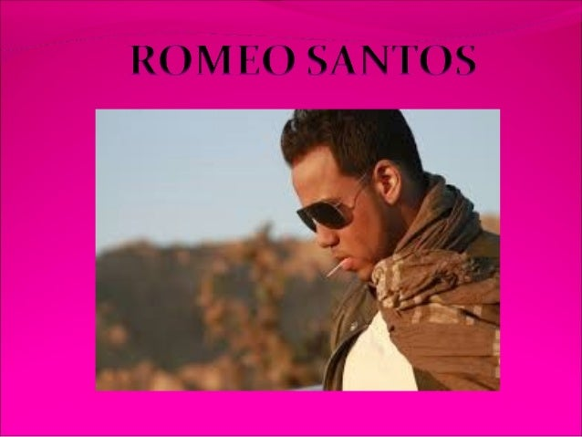 Biografía del cantante Anthony Romeo Santos nació el 21 de julio de 1981 en Bronx, Nueva York que queda en Estados Unidos...