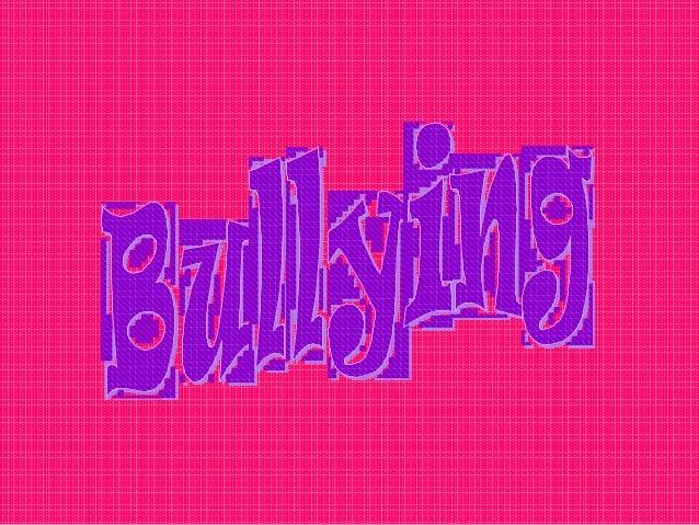 """• Es una palabra proviente del vocablo holandes  que significa acoso.• El primero que empleó el término """"bulliing"""" en el  ..."""