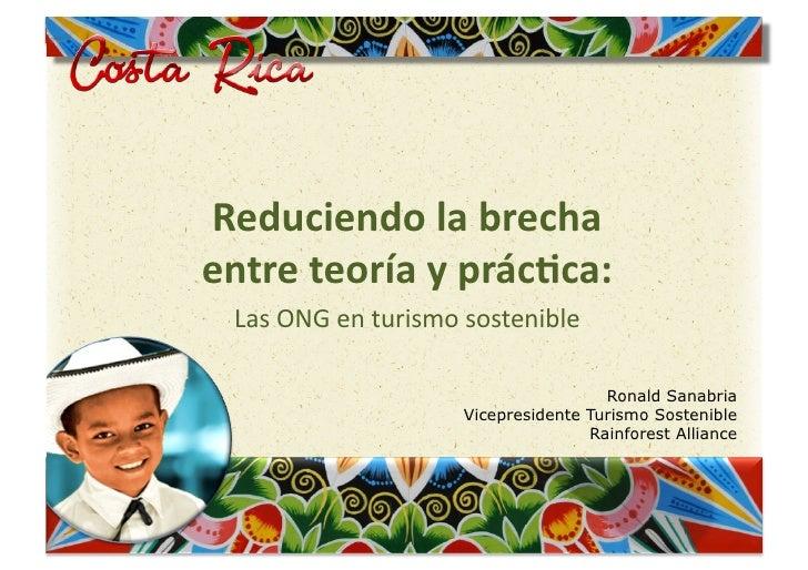 Ronald sanabria