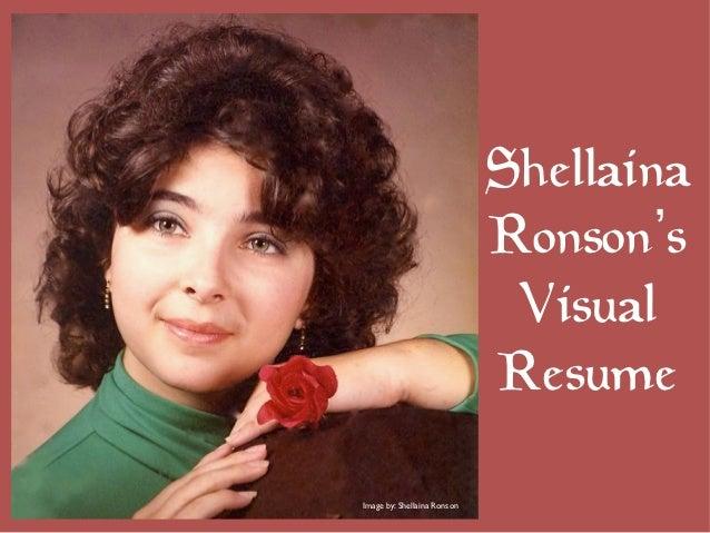 Shellaina                                Ronson s                                 Visual                                Re...