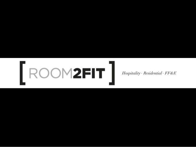 Room2Fit Presentation