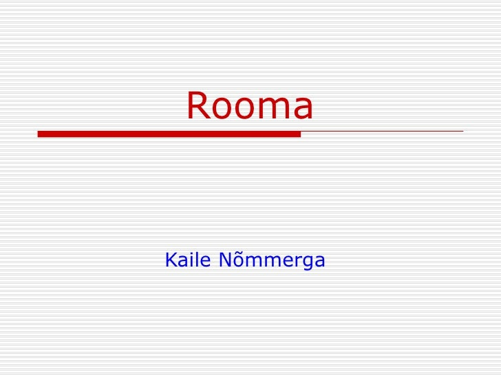Rooma