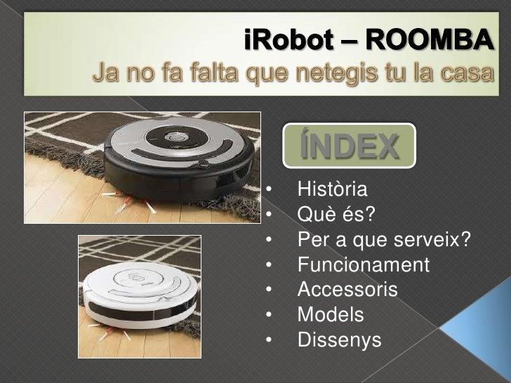 iRobot - Roomba