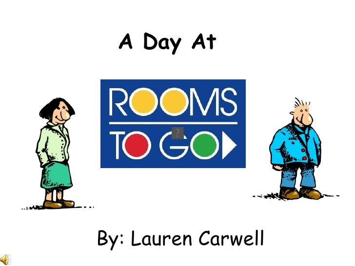 A Day At   By: Lauren Carwell