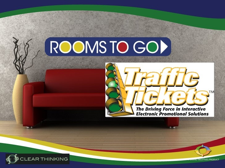 Rooms To Go Promotion