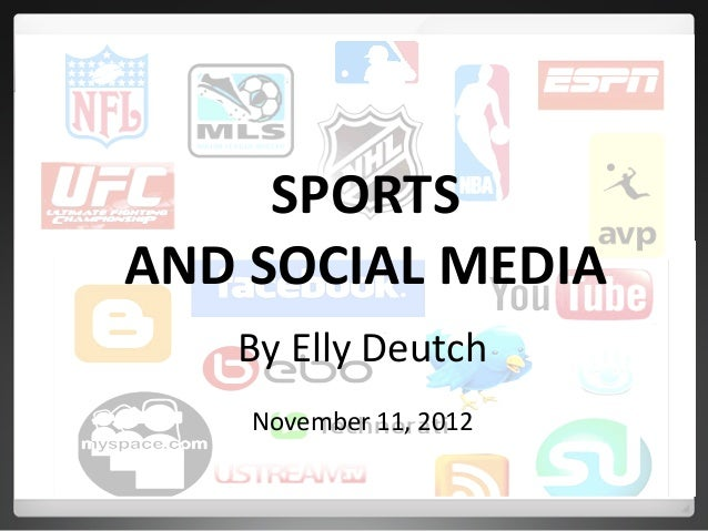 Roosevelt University: Sports and Social Media by Elly Deutch