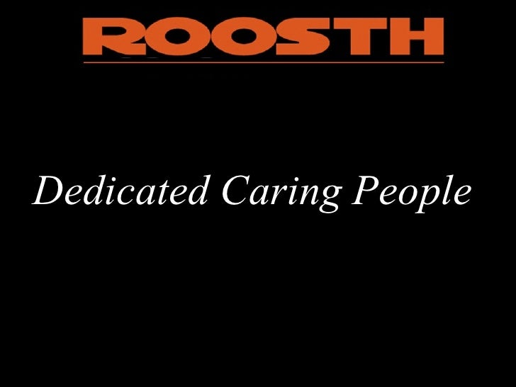 Dedicated Caring People