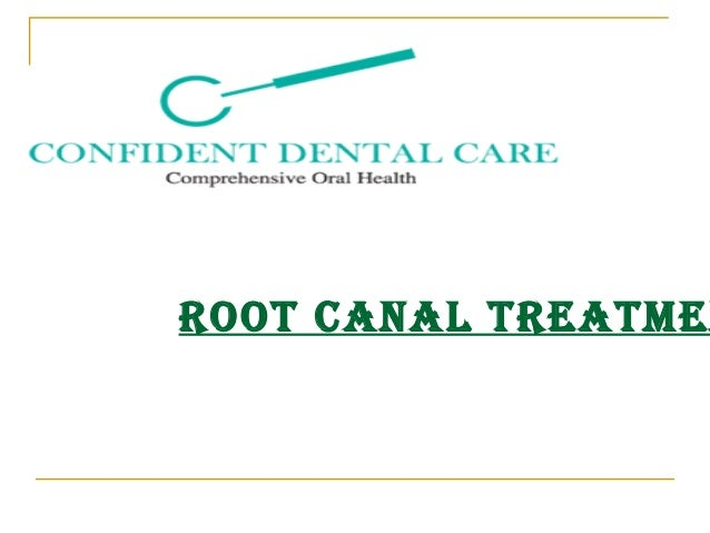 Root Canal tReatmen