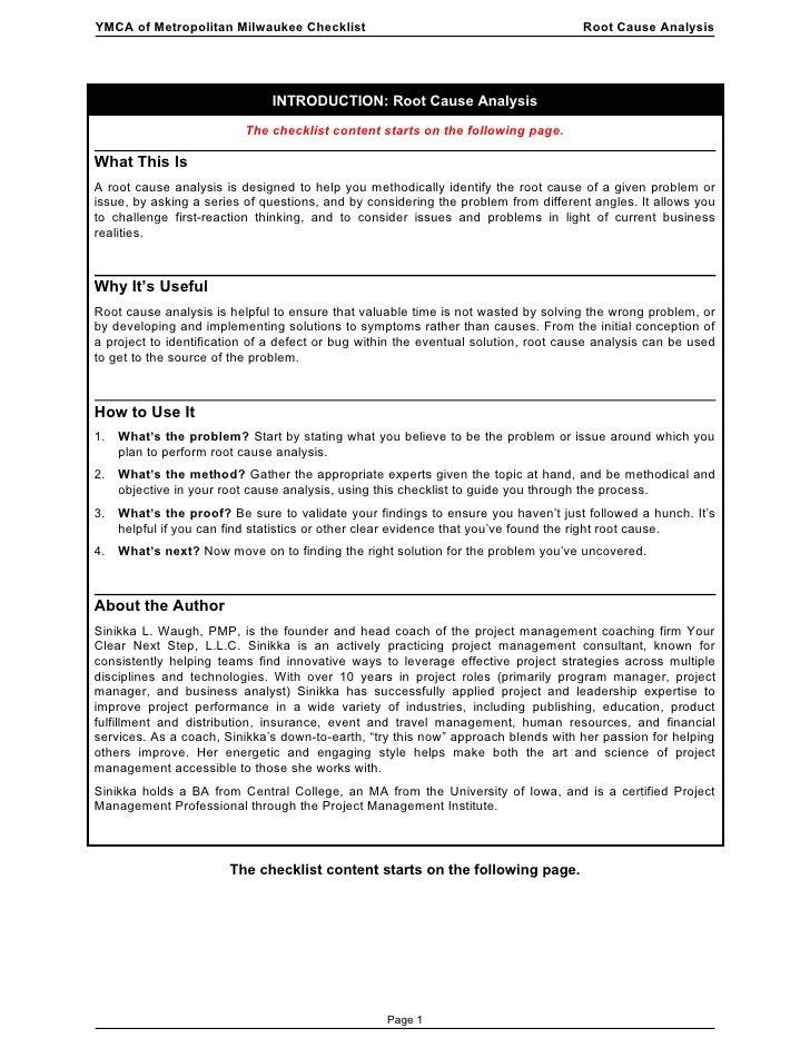 root-cause-analysis-checklist