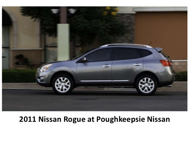 2011 Nissan Rogue at Poughkeepsie Nissan<br />