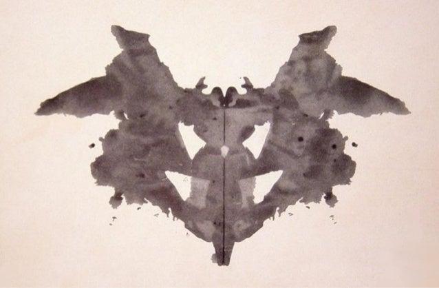imagenes Test Rorschach