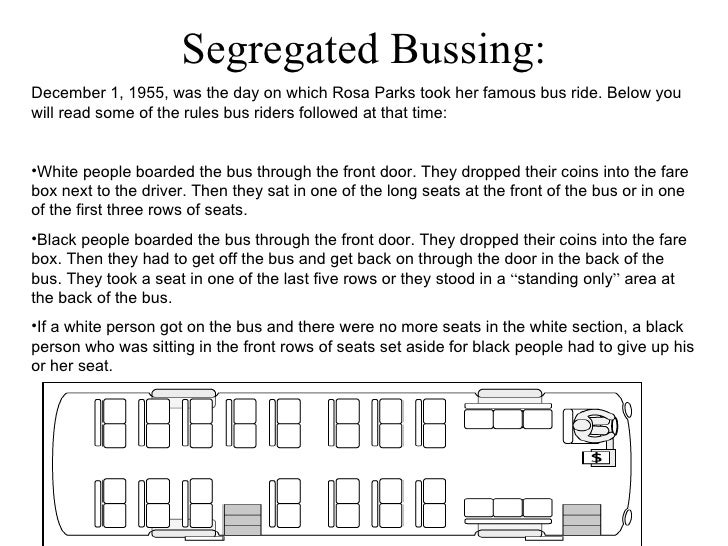 montgomery bus boycott essay questions Included: rosa parks essay content preview text: on december 1, 1955, a black woman named rosa parks refused to give up her seat to a white man in montgomery, alabama.