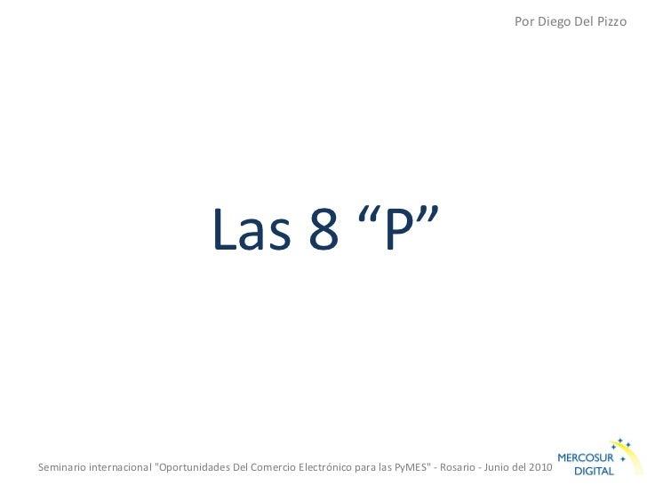 """Seminario internacional """"Oportunidades Del Comercio Electrónico para las PyMES"""" - Rosario - Junio del 2010 Las 8..."""