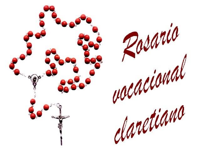 Rosario vocacional claretiano 2