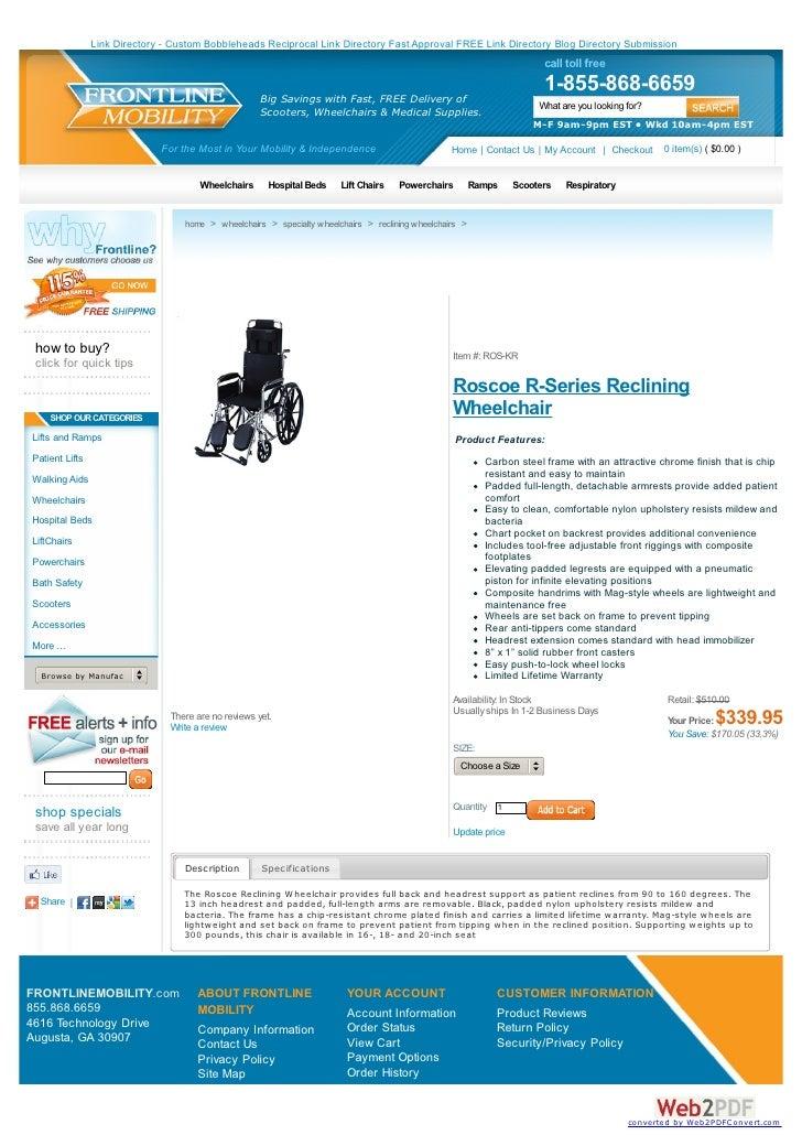 Roscoe r-series-reclining-wheelchair