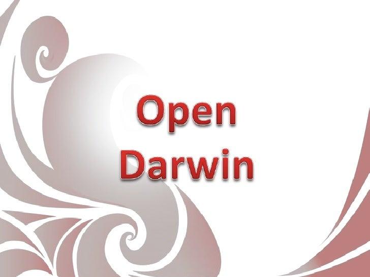 OpenDarwin<br />