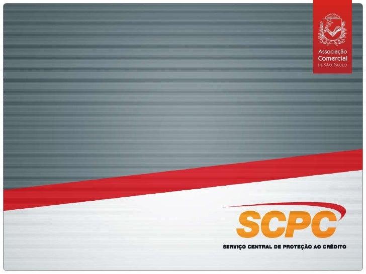 Lançamento do SCPC | Recupera