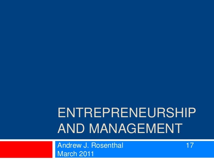Maynard Foundation presentation on Entrepreneurship and Management, in Journalism