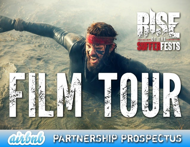 Rise of the Sufferfests - Film Tour Pitch