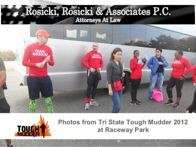 Photos from Tri State Tough Mudder 2012           at Raceway Park