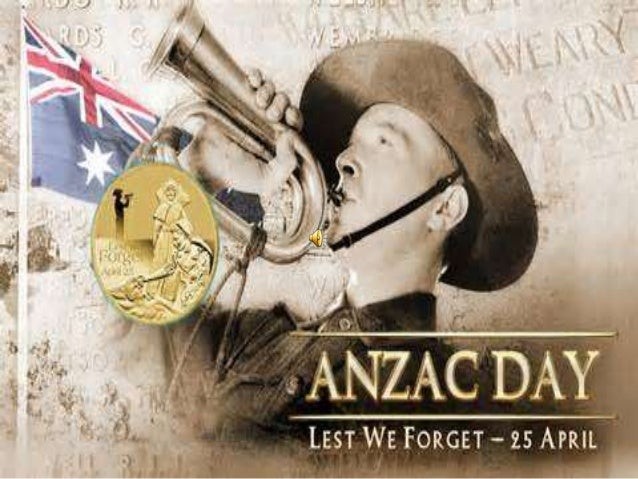 A N Z A C stands for Australian and New Zealand Army Corps.