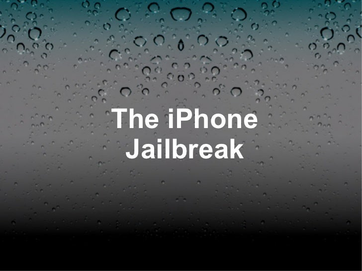 ZaCon2 - iPhone Hackery - Ross Simpson
