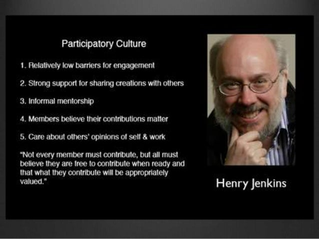 What is Reading in a Participatory Culture? Being conservative in content, we can be radical in approach
